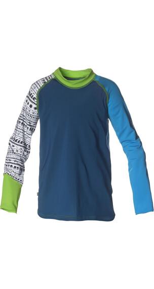 Isbjörn Sun Sweater Juniors Lagune